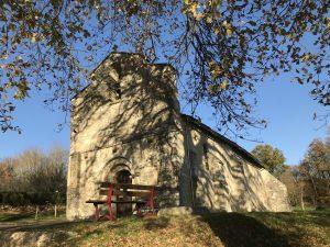 Saint Adjutory Chapelle