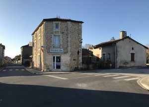 Saint Adjutory village