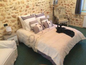 chambre d'hôtes lit double 3